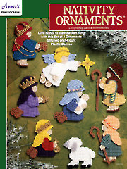 Nativity Ornaments - Electronic Download