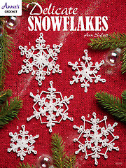 Delicate Snowflakes - Electronic Download