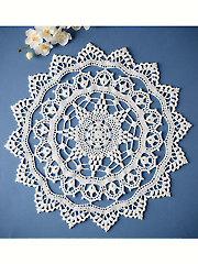 Clarice Doily Crochet Kit