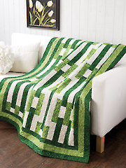 Exclusively Annie's Buckle Up Quilt Pattern