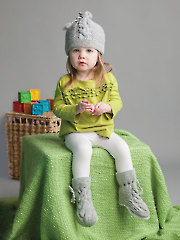 Miki Hat & Booties