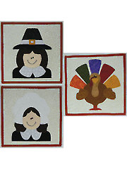Be Thankful Minis Quilt Pattern