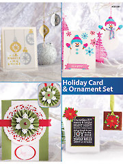 Holiday Card & Ornament Set