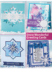 Snow Wonderful Greeting Cards