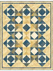 Diamond Mine Quilt Pattern