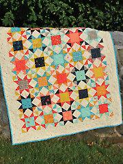 Desert Star Quilt Pattern