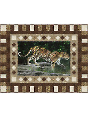 On the Prowl Quilt Kit