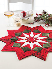 Star Table Topper Pattern