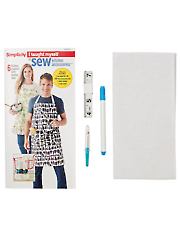 I Taught Myself to Sew Kitchen Accessories Kit