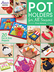 Pot Holders for All Seasons - Electronic Download V141402