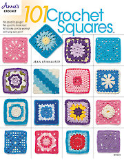101 Crochet Squares - Electronic Download