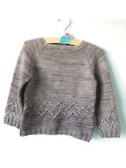 Chuck Sweater Knit Pattern