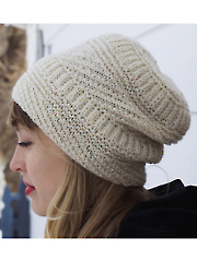 Snoqualmie Hat Knit Pattern