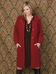 Textured Topper Coat