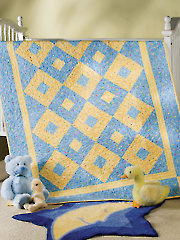 Grandma's Joy Quilt Pattern - Electronic Download