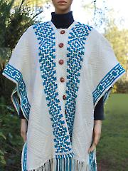 Taos Poncho & Afghan Crochet Pattern
