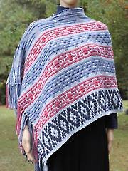Tribal Traditions Poncho & Afghan