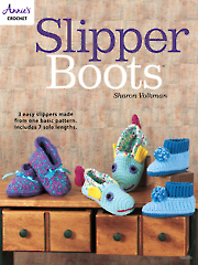 Slipper Boots - Electronic Download A885225