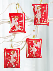 Fairies Counted Cross Stitch Y291048