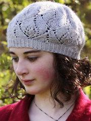 Rosewater Beret Knit Pattern