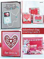 Valentine's Day Greeting Cards 2