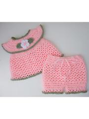AnnaLise Baby Girl Set