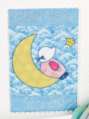 Twinkle Little Star Quilt Pattern