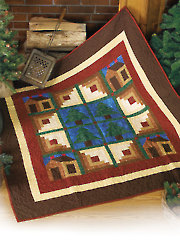 Warm Neighbors Wall Quilt Pattern