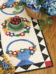 Serendipity Table Runner Pattern