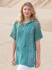 ANNIE'S SIGNATURE DESIGN: Miramar Tee Crochet Pattern