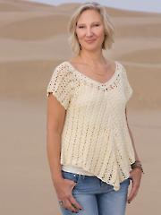 ANNIE'S SIGNATURE DESIGN: Serein Tee Crochet Pattern