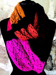 Sunrise Cowl Knit Pattern