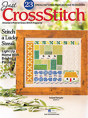 Just CrossStitch Mar/April 2017 - Electronic Download AM53372