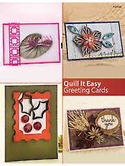 Quill it Easy Greeting Cards
