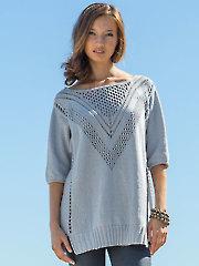 Gavarnie Top Knit Pattern
