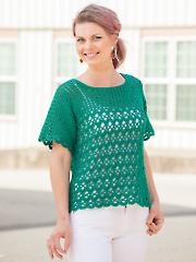 Gumdrop Sweater Crochet Pattern