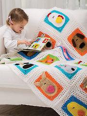 Down on the Farm Crochet Pattern