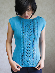 Whakamarie Top Knit Pattern