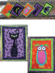 Biggie Hots for Halloween Hot Pads Pattern