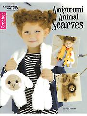 Amigurumi Animal Scarves