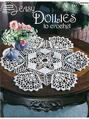Easy Doilies to Crochet - Electronic Download