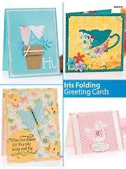 Iris Folding Greeting Cards