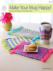 ANNIE'S SIGNATURE DESIGNS: Make Your Mug Happy! Knit Pattern