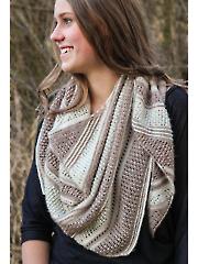 Aire Shawl Knit Pattern