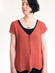 Annie Cardigan Knit Pattern