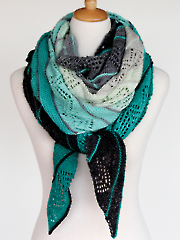 Inara Wrap Knit Pattern