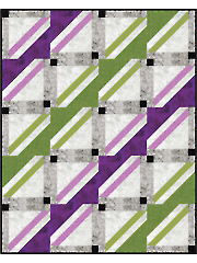 Seesaw Quilt Pattern 420220