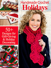 Handmade Crochet Holidays - Electronic Download