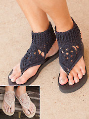 ANNIE'S SIGNATURE DESIGNS: Fancy Flip-Flops