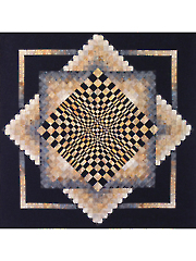 Poppin' In Quilt Pattern